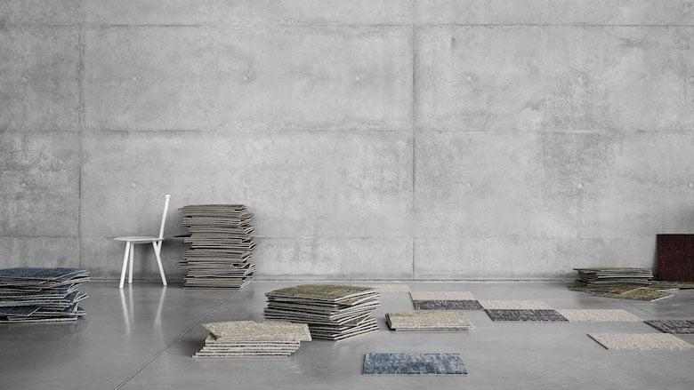 Que sont les dalles de moquette et quand devez-vous les utiliser?