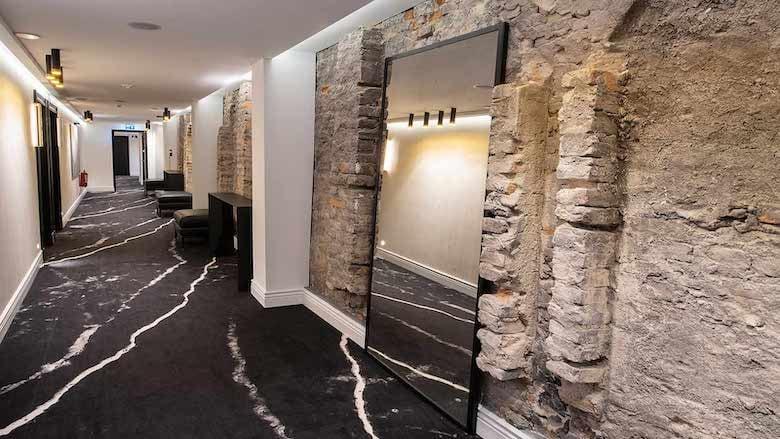 HOTEL PACAI - Un éloge au style baroque