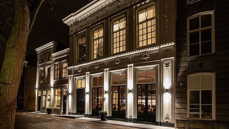 Hotel Mondragon : un style iconique