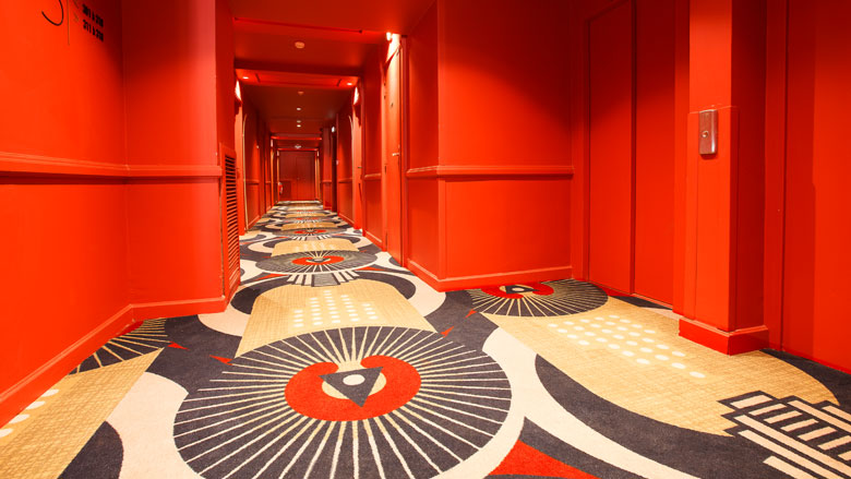 Folie Douce Hotel: l'effet Waouh!