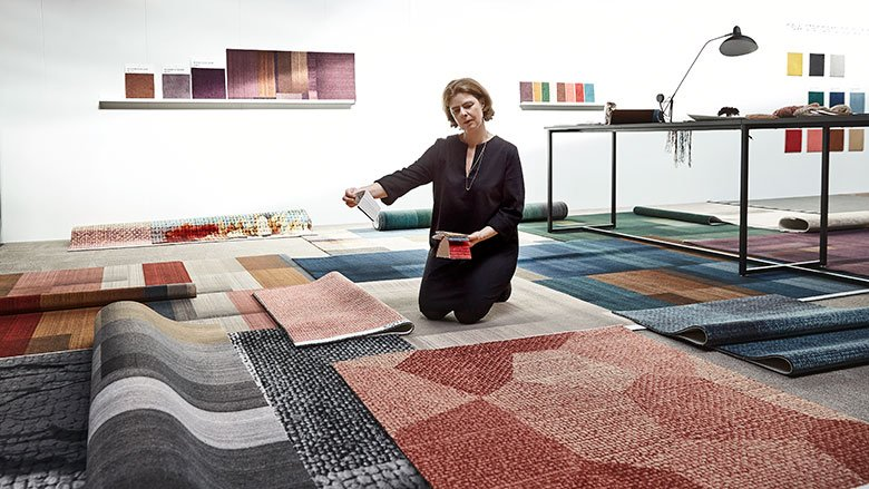 Canvas Collage by Nicolette Brunklaus : nouveaux designs, nouvelles couleurs !